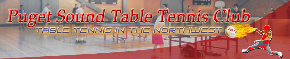 Puget Sound Table Tennis Club